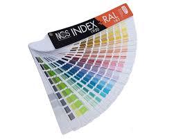 Ncs Index 1950 Range Colour Chart Ral Colour Chart