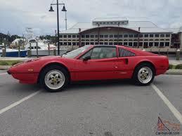 1984 Ferrari 308 Gts Quattrovalvole Euro Spec Qv Coupe 2 Door 3 0l Low Reserve
