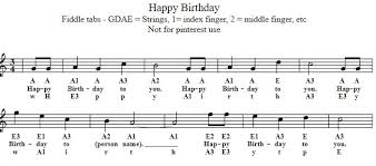 The song's base lyrics have been translated into at least 18 languages. Happy Birthday Easy Sheet Music Tin Whistle Notes Youtube Tutorial Video Irish Folk Songs