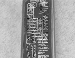 fuse box diagram for a ford taurus fixya see if this is large enough