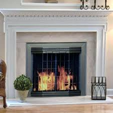 custom glass fireplace doors interior replacement fireplace doors pertaining to glass fireplaces with replacement fireplace doors