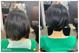 くせ毛で多毛な髪質のまとまるショートスタイル妊婦育児中の髪型は
