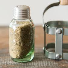 jar salt  pepper shakers and caddy  magnolia market  chip