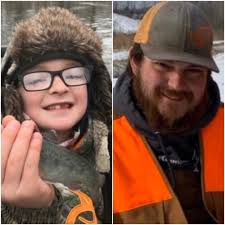 Extensive search resumes for Rockwood <b>father</b>, <b>son</b>, 6, missing after ...