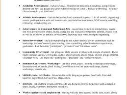 Download Resume For Scholarship Haadyaooverbayresort Com