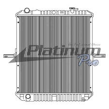 2005 ford sterling truck body parts wiring diagram for car engine 2004 2005 isuzu npr hd copper brass radiator hdc010366 2000 sterling wiring diagrams