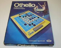 Wooden Othello Board Game Othello game Etsy 97