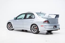 2005 Mitsubishi Lancer Evolution VIII | Carrollton, TX | Texas Hot ...