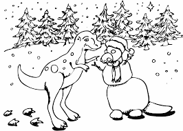 Parents, teachers, churches and recognized nonprofit organizations may print or copy multiple christmas. Dinosaur Christmas Coloring Pages Best Coloring Pages For Kids