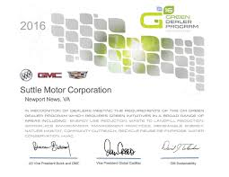green delaer program back to top suttle motors