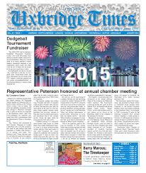the new uxbridge times by the new uxbridge times the new uxbridge times 2015 by the new uxbridge times issuu