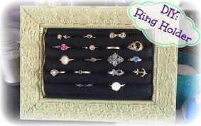 ring diy photo frame ring holder diy photo frame ring holder pony bead key ring finger ring