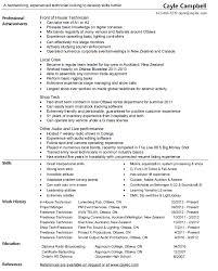 Av Resume Av Engineer Resume Samples Velvet Jobs