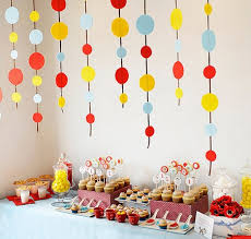 home birthday party decorations henol decoration ideas