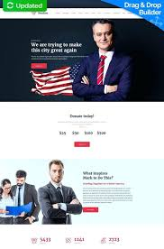 Political Candidate Profile Template C Templates