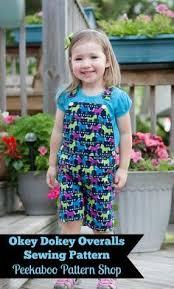 Peek A Boo Patterns Beauteous Cutie Pie Ruffle Pants Capris And Shorts Sewing Pattern Peekaboo