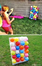 homemade outdoor games for kids. Bring The Fun In Your Backyard- Top 25 Most Coolest DIY Outdoor Kids Games Homemade For