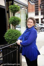 Janice Riggs | Over 50 Feeling 40