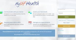 Uf Health Chart Mychart Uf Mychart Uf Health Login At Ufhealth Org