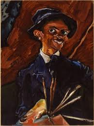 spotlight essay ludwig meidner sam fox school ludwig meidner selbstbildnis self portrait 1912