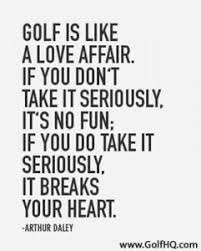 Golf Quotes About Life