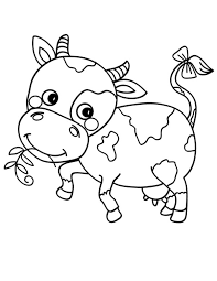 Small Picture Cow coloring pages in farms ColoringStar