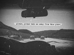 Art, Black White, Car, Photography, Quote - Inspiring Picture On ...