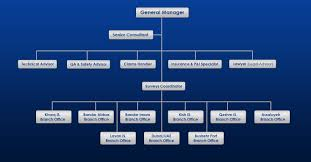 Organization Chart Maroos