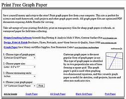 Graph Paper Free Printable Places To Find Free Printable Graph Paper