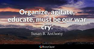 Susan B Anthony Quotes Custom Susan B Anthony Quotes BrainyQuote