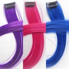 "Posh Fun Flare One Piece One Clip Hair extensions 18"" - POSH ♥ LOCKS"