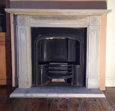 Open Stone Fireplace Stone Fire Surround Fire Back Installation Open Fire In Clitheroe