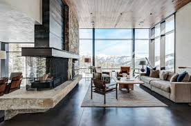 modern home architecture interior. Plain Interior Mountain Modern With Home Architecture Interior I