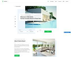 14 Best Real Estate Template Free Premium Landingfolio