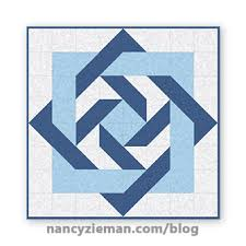 Quilt Square Patterns Gorgeous Illusion Quilts Made Easy By Nancy Zieman Sewing With Nancy