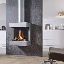 ventless wall mount gas fireplace modern fires fireplaces hanging circular fire