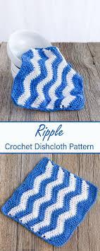 Easy Ripple Crochet Pattern Magnificent Inspiration Design