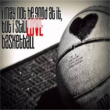 Love And Basketball Quotes Basketbal Pinterest Basketball Simple Love And Basketball Quotes