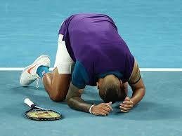 Nick kyrgios produced a brilliant fightback to defeat ugo humbert and remain in the australian open on wednesday morning. 4zxban Yk5l1vm