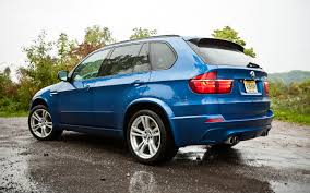 BMW 3 Series 2012 bmw x5 tire size : 2012 BMW X5 M - Editors' Notebook - Automobile Magazine