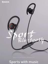 Tai Nghe không dây - Tai nghe thể thao - Baseus S17 Cho Điện Thoại iPhone  Samsung các loại smartphone công nghệ Bluetooth 5.0 Âm thanh 6D HIFI siêu  Bass tích hợp