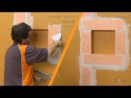 fixer tips how to install a shower niche in a schlüter kerdi board wall