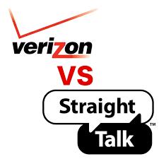 Verizon Bluetooth Compatibility Chart Verizon Vs Straight Talk Comparison 2018