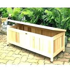 outdoor cushion storage bench unique for deck box for cushions outdoor cushion storage bench patio throughout