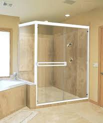 bathtub shower surround idea decoration ideas white blind curt bathroom tub tile full wall decor around