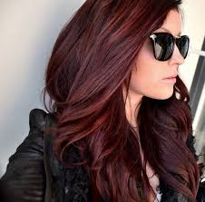 Hairstyle Color Gallery 10 new haircuts to try for winter dark red hair dark red and 1121 by stevesalt.us