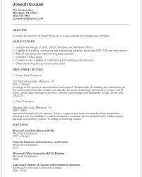 Claims Processor Sample Resume Custom Sample Resume Medical Claims Processor As Well As Claims Resume