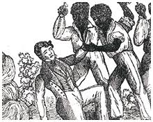 the an revolution first there were the whites who were in control then there were the mulattoes who straddled a very tenuous position in an society