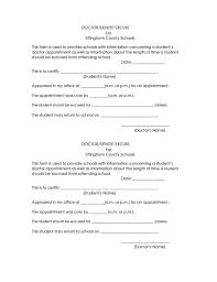 Fake Doctors Note South Africa 42 Fake Doctors Note Templates For School Work