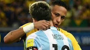 The Best 21 الأرجنتين ضد البرازيل 10-1